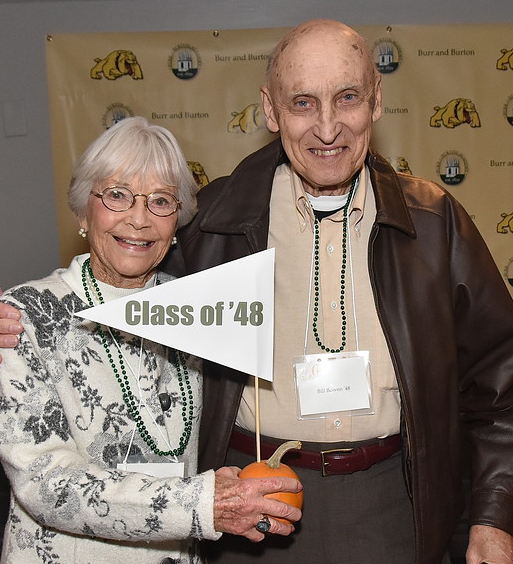 Class of '48 for April '19 News from the Hill