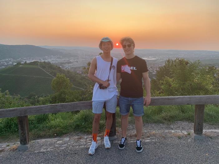 Ricky + Veit
